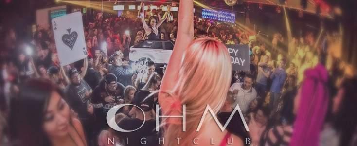 Nightlife in LA: Ohm Nightclub