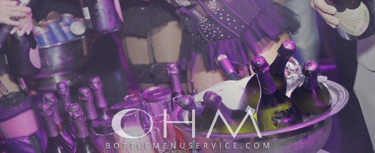 Ohm Nightclub Bottle Service