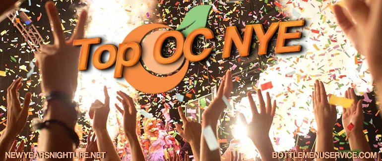 Orange County NYE New Years Events