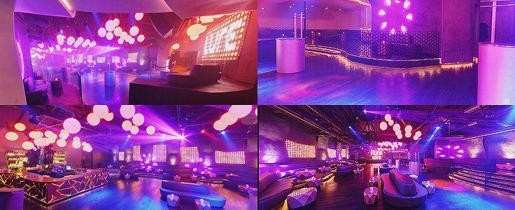 Lure Nightclub VIP table bookings