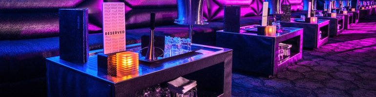 book tables with bottle service