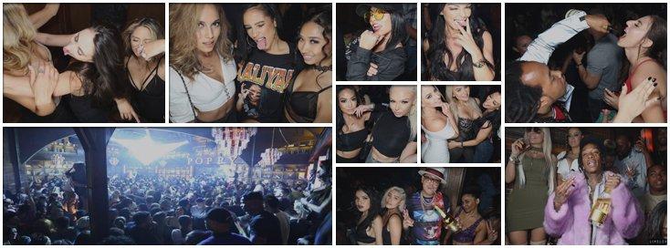 Poppy Nightclub Nightlife