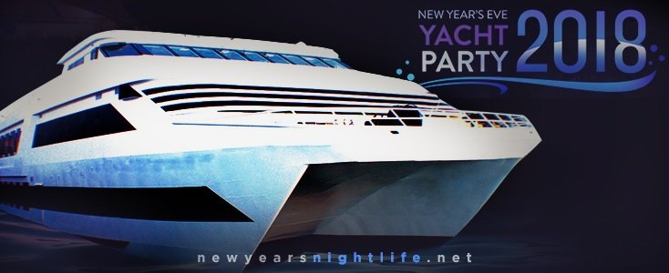 Downtown San Diego New Years Yacht Party Cruise
