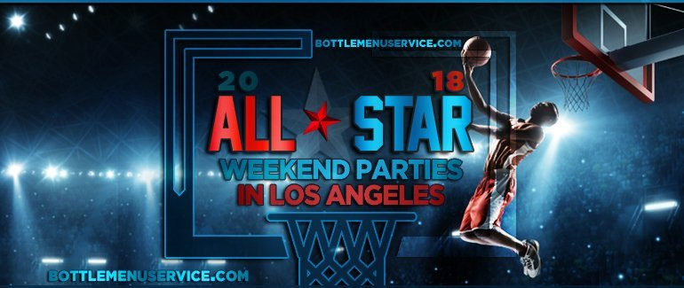 2018 All Star Weekend Party Tickets and Events Guide