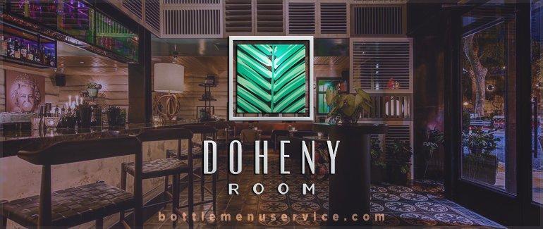 Doheny Room LA Insiders Guide