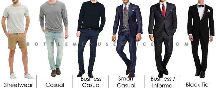 Nightclub Dress Code Men