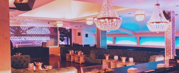 Playhouse Nightclub Upstairs VIP Room