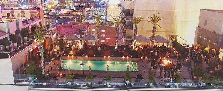 Hollywood Nightlife   W Hollywood