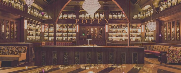 Poppy Nightclub Los Angeles