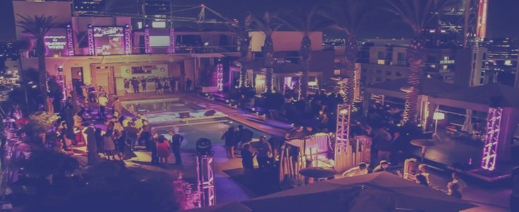 W Hollywood Rooftop Pre 4th July 2018 Tickets