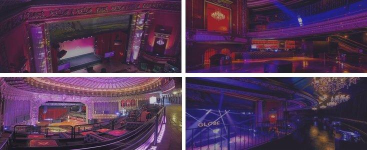 Globe Theatre LA Venue Images