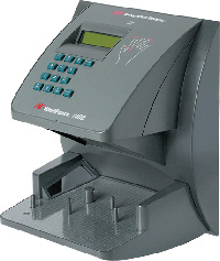Biometric time and attendance readers