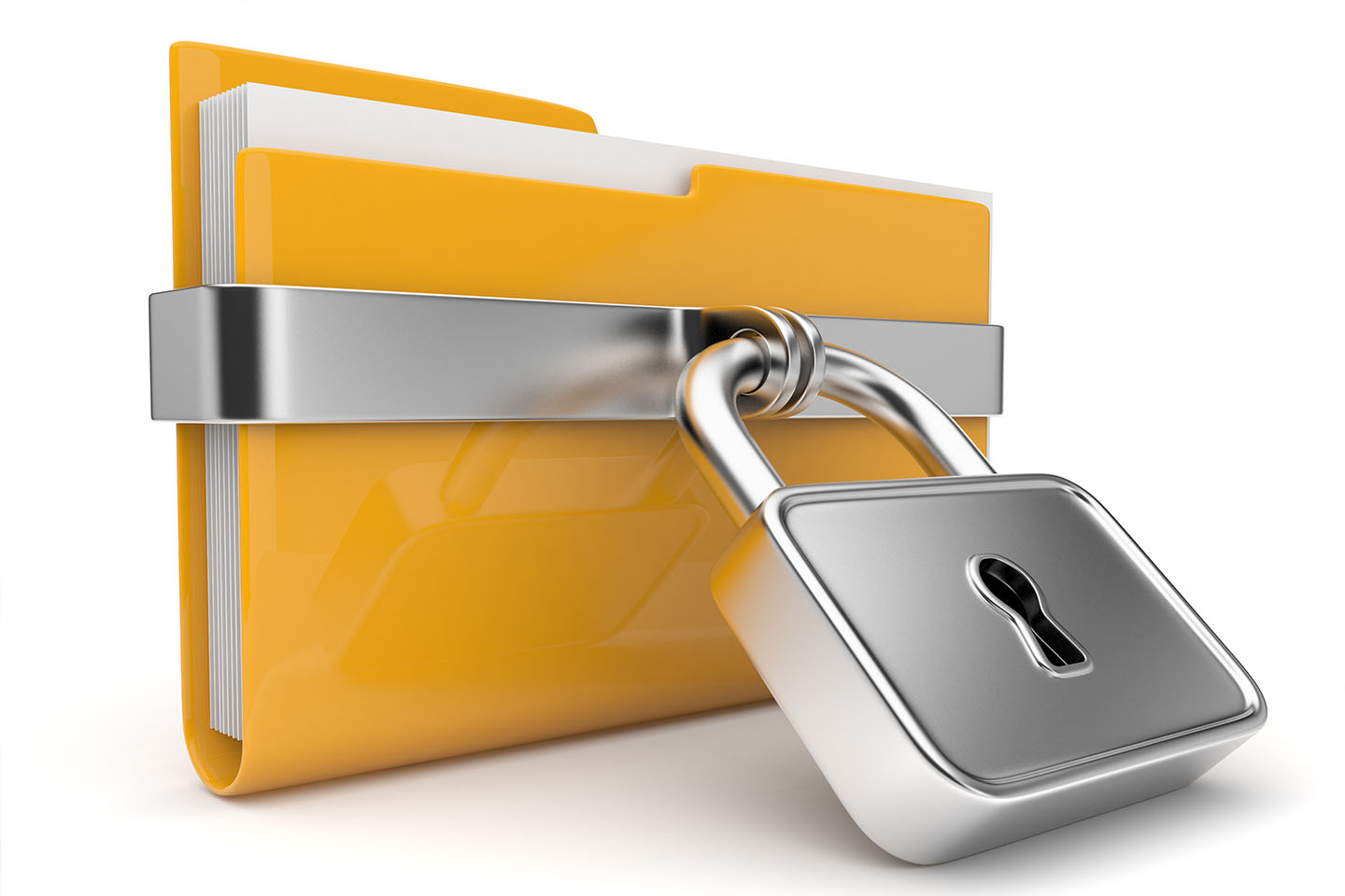 Store your documents safely and security