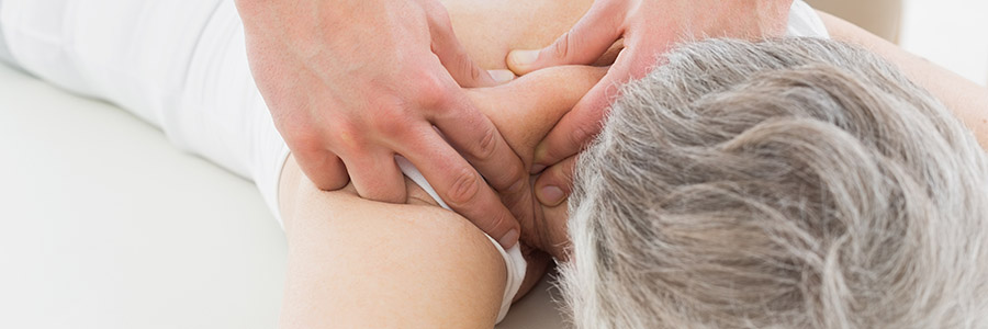 Older Adult Massage