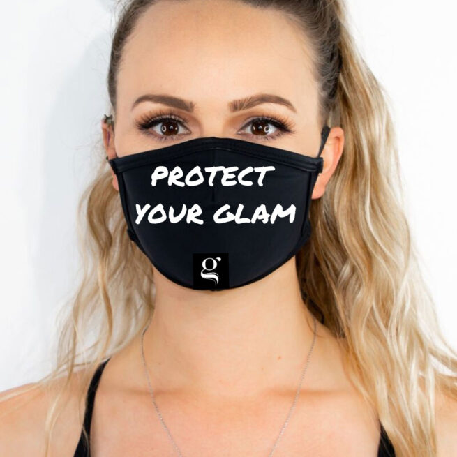 Protect your Glam Mask