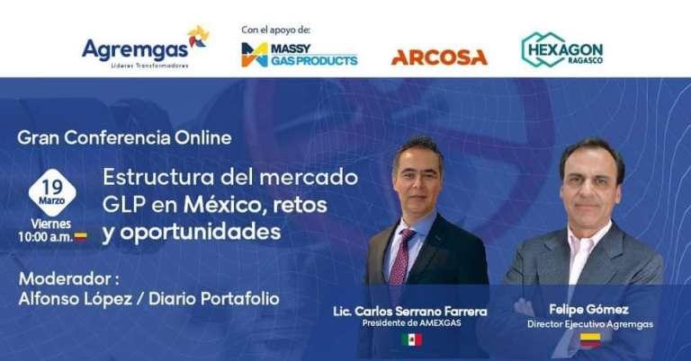 Estructura del mercado GLP en México, retos y oportunidades