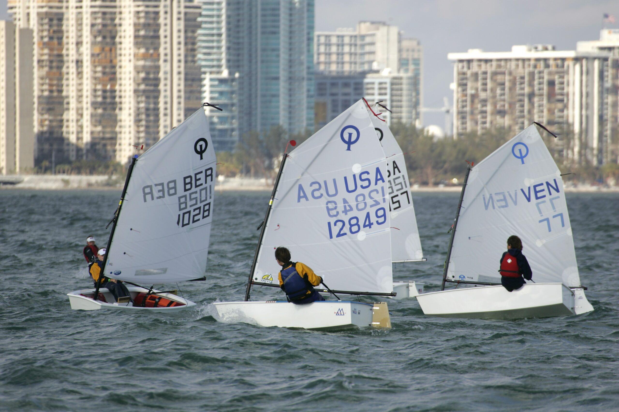 Opti Workout, Opti Fitness, Sailing Fitness, Sailing Workout