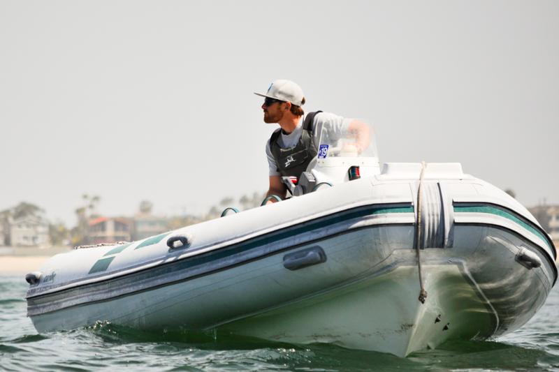 CISA, Fred Strammer, Sailing Performance Training