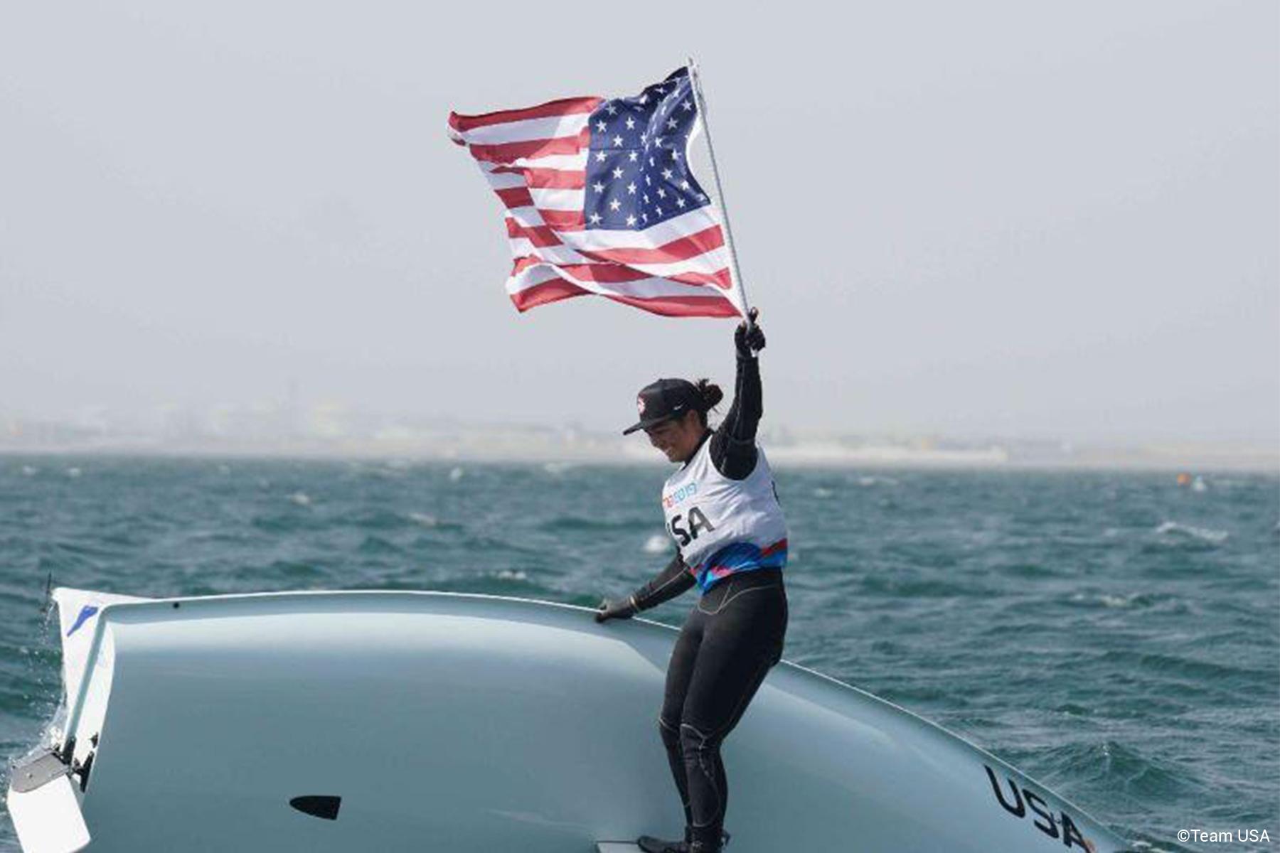 laser fitness sailing charlotte rose