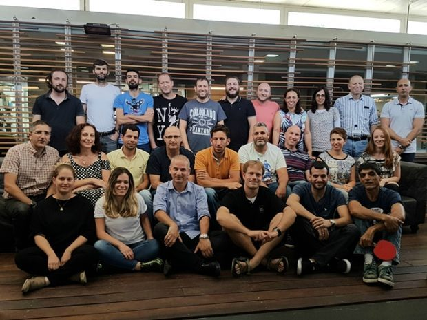 Our story - Powermat employees