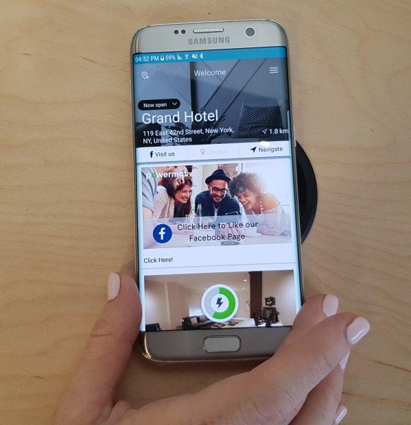 Galaxy S7 wireless charging