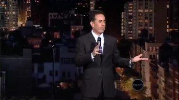 Jerry Seinfeld (Letterman)