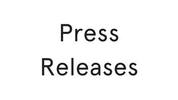 press releases headline