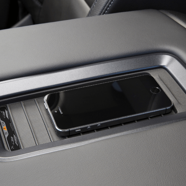 in vehicle wireless charging