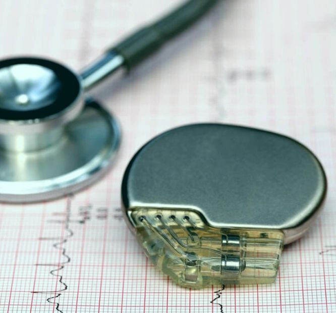 Wireless Charging Pacemaker