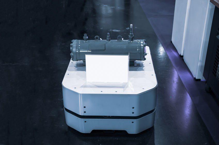 Wireless Charging Technology for Autonomous Robotics, Drones and LEVs