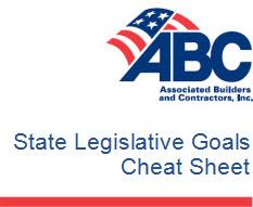 State Legislative Goals