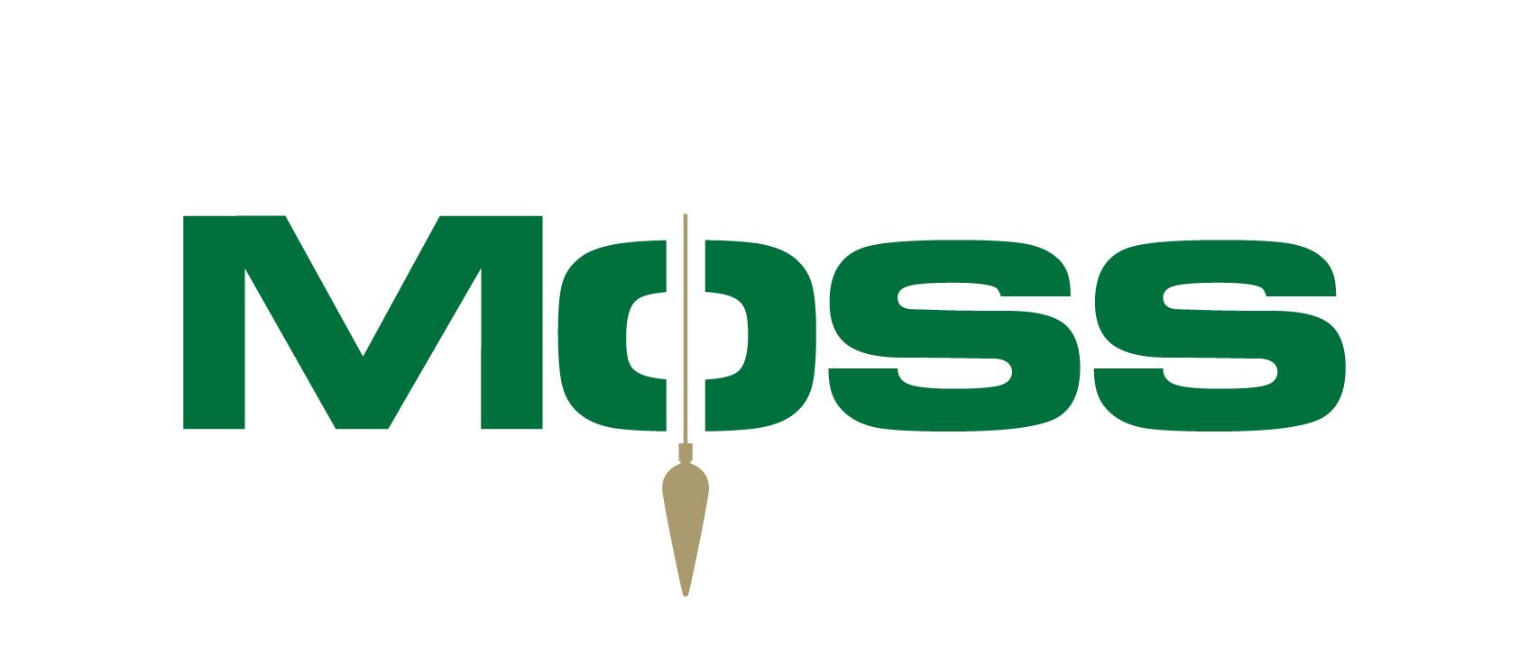 Logo for Moss Construction