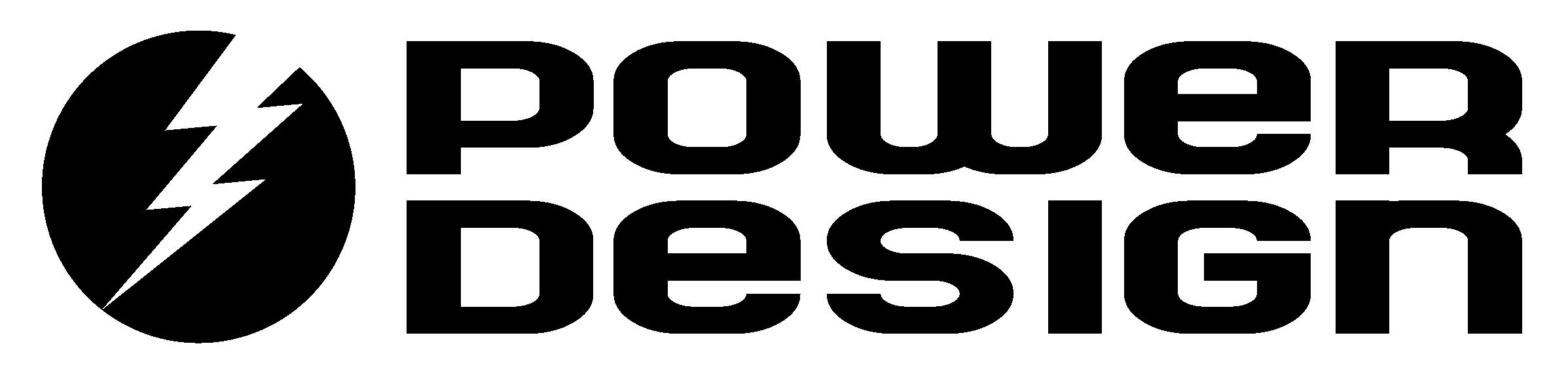 Logo For Power Design