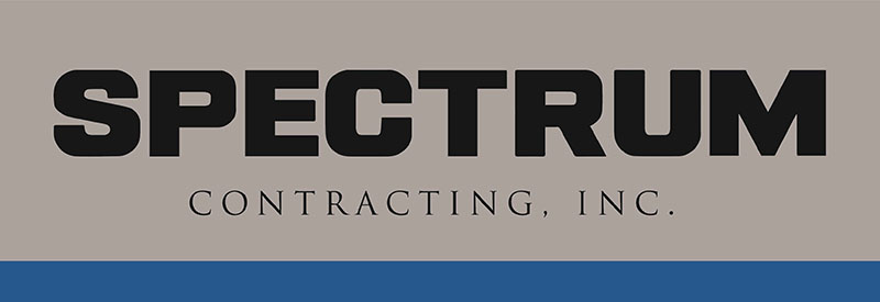 Logo for Spectrum Contracting
