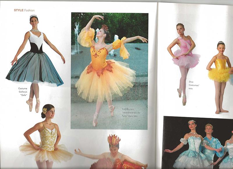 Dance Teacher Woodland Glade Fairy April 2007
