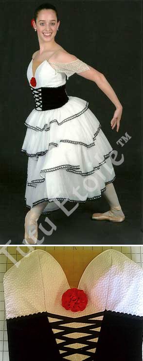Kitri Tier Dress