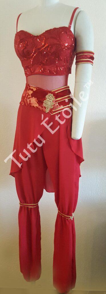 Red Arabian (Nutcracker)