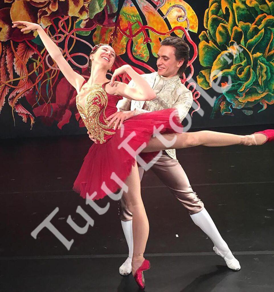 (Red Sparrow) Isabella Boylston and Sergei Polunin
