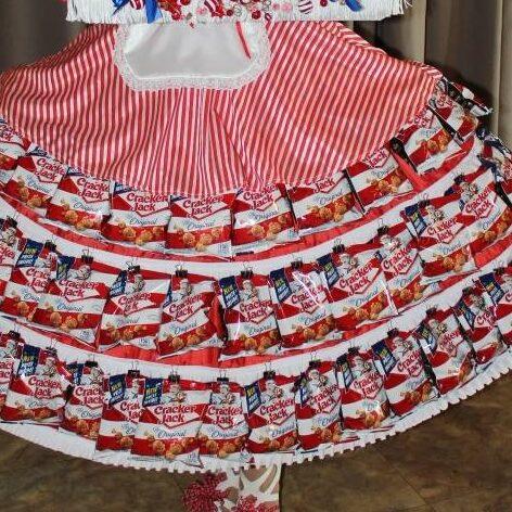 Cracker Jacks Skirt