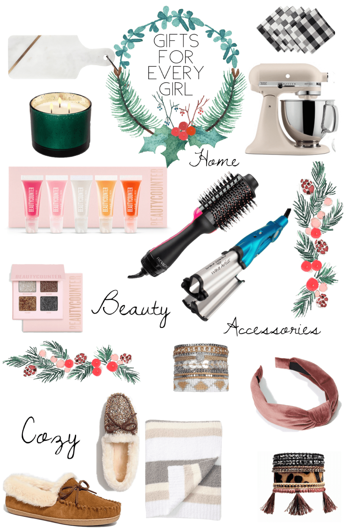 Gift guide for her Gifts for Every Girl