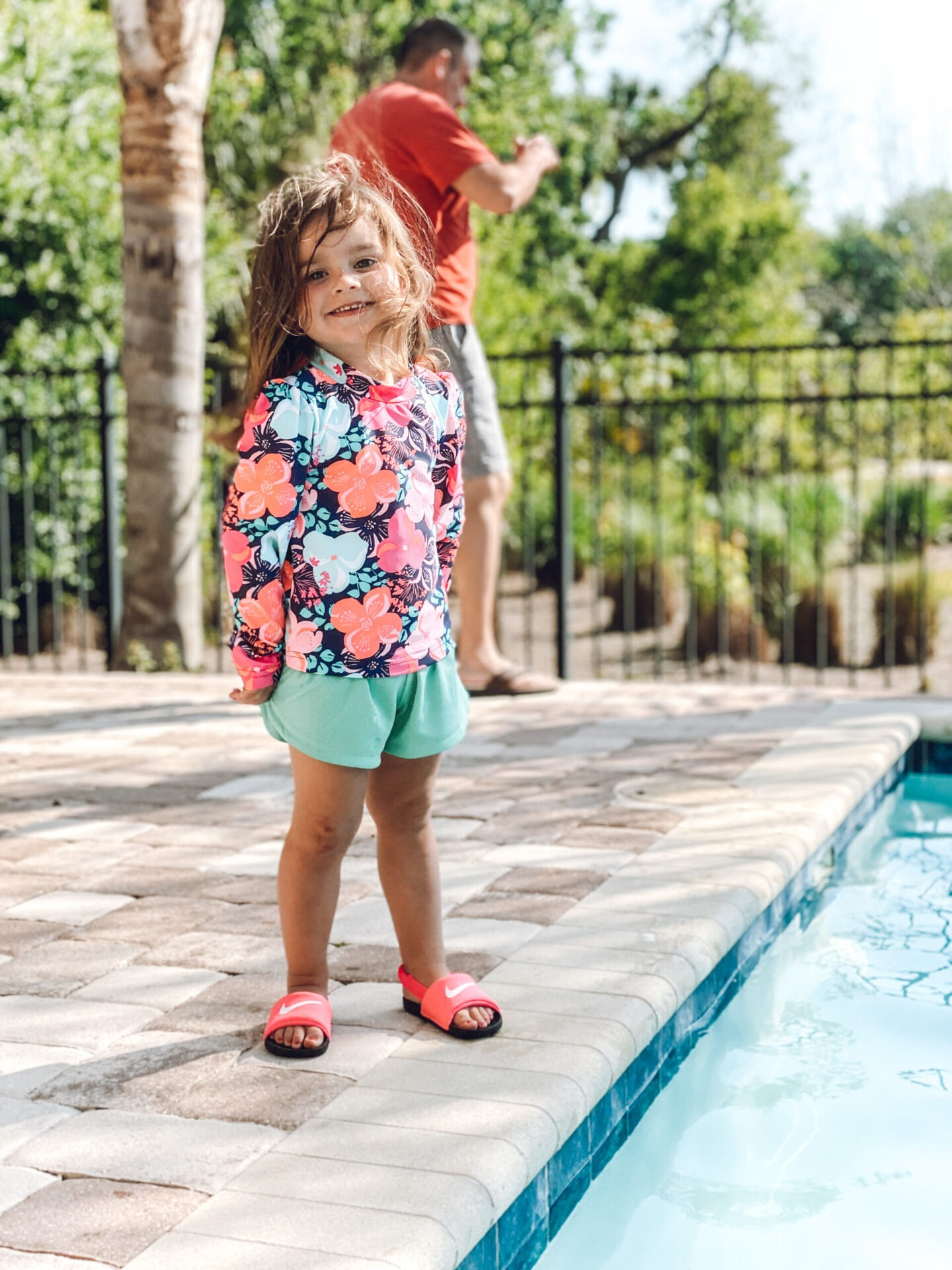 toddler girl swimsuit