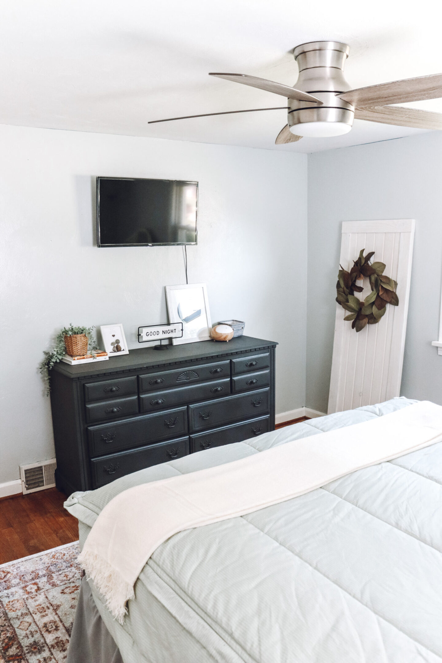 master bedroom makeover