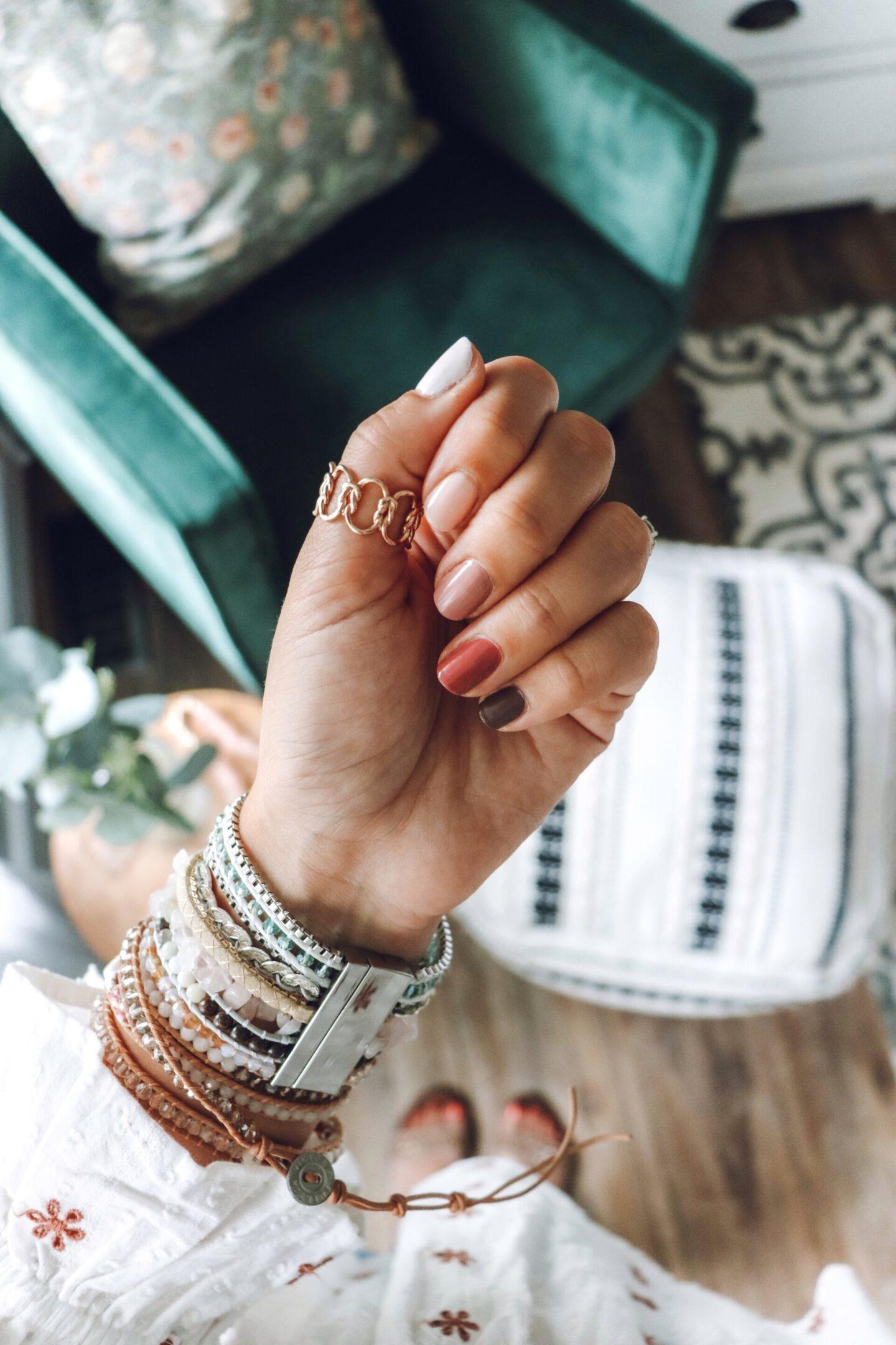 spring manicure