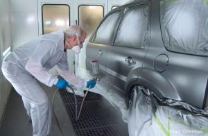 custom auto painting