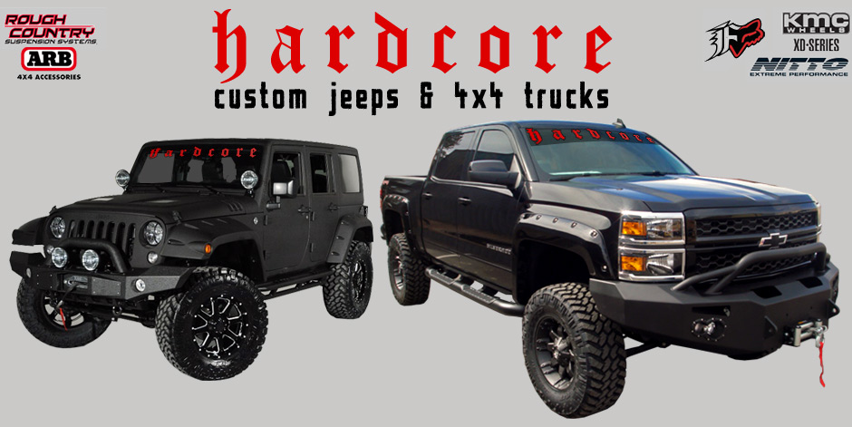 Jeeps & Other 4x4 Model Upgrades