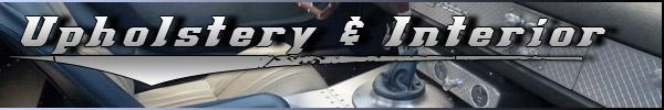 Car Upholstery Repair Service