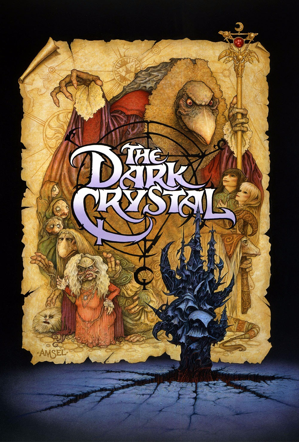 """""""The Dark Crystal"""" Returns to the Big and Small Screen"""