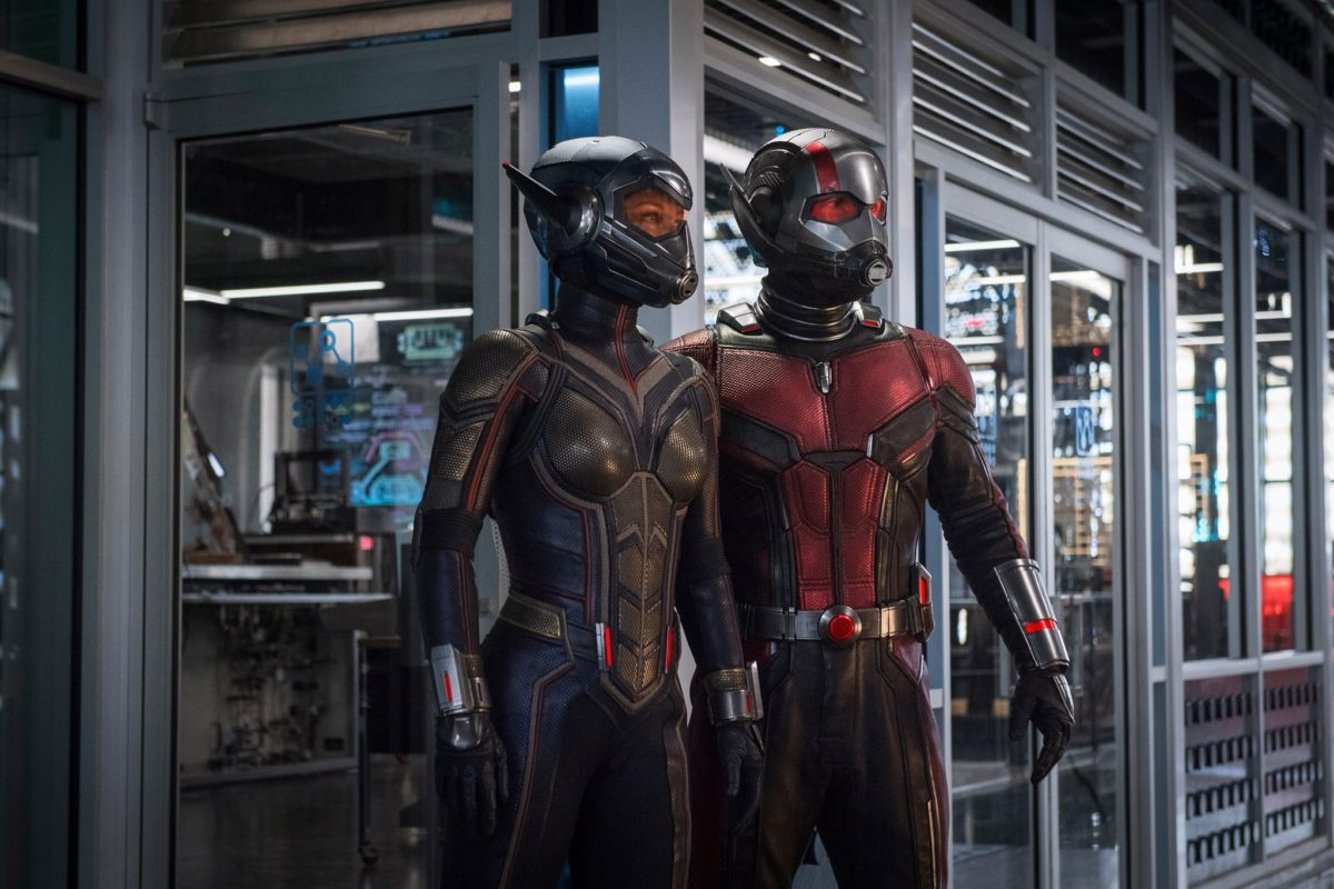 """Review: """"Ant-Man and the Wasp"""""""