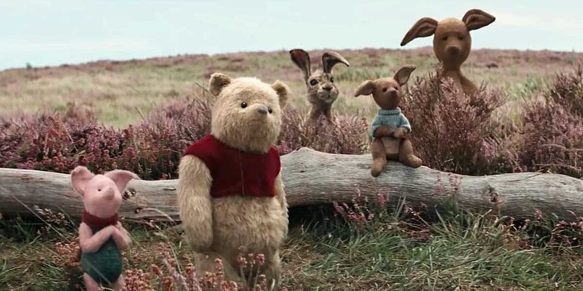 """Review: """"Christopher Robin"""""""