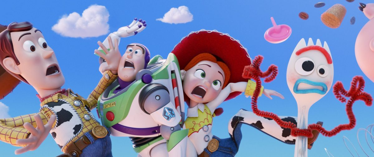 """""""Toy Story 4"""" Teaser Campaign"""
